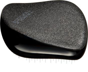 Tangle Teezer Compact Styler Black Sparkle cepillo para el cabello