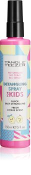 Tangle Teezer Everyday Detangling Spray For Kids spray para facilitar el peinado para niños