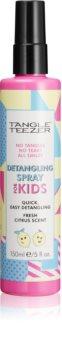 Tangle Teezer Everyday Detangling Spray For Kids Suihke Helppoon Kampaukseen Lapsille