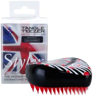 Tangle Teezer Compact Styler Lulu Guinness Hair Brush