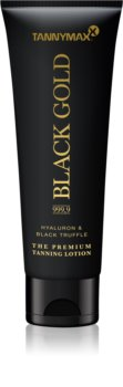 Tannymaxx Black Gold 999,9 Tanning Bed Sunscreen Lotion for Deeper Tan