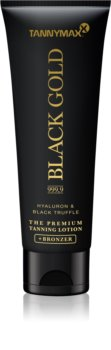 Tannymaxx Black Gold 999,9 αντηλιακή κρέμα για σολάριουμ με μπρονζερ για έντονο μαύρισμα