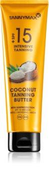 Tannymaxx Coconut Butter testvaj napozáshoz