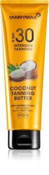 Tannymaxx Coconut Butter védő testvaj SPF 30