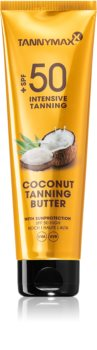 Tannymaxx Coconut Butter Protective Body Butter 50+