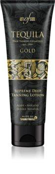 Tannymaxx Art Of Sun Tequila Gold Bräunungscreme für Solariumaufenthalte Bräunungsverlängerer