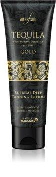 Tannymaxx Art Of Sun Tequila Gold crema abbronzante per solarium per prolungare l'abbronzatura