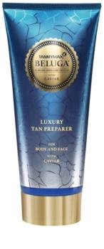 Tannymaxx Beluga with Caviar Solarium Aurinkovoide