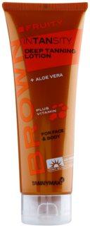 Tannymaxx Brown Bräunungscreme für Solariumaufenthalte