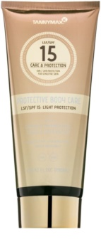 Tannymaxx Protective Body Care SPF latte abbronzante waterproof SPF 15