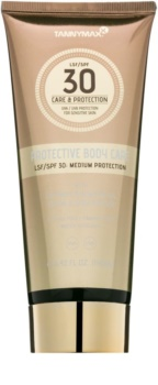Tannymaxx Protective Body Care SPF latte abbronzante waterproof SPF 30