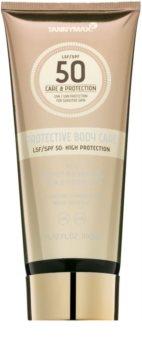 Tannymaxx Protective Body Care SPF latte abbronzante waterproof SPF 50