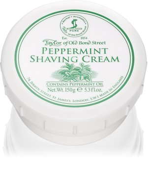 Taylor of Old Bond Street Peppermint crema da barba