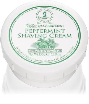 Taylor of Old Bond Street Peppermint krém na holení