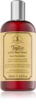 Taylor of Old Bond Street Sandalwood sampon és tusfürdő