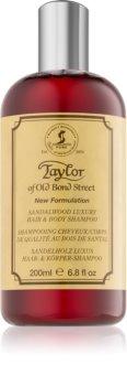 Taylor of Old Bond Street Sandalwood Shampoo and Body Wash