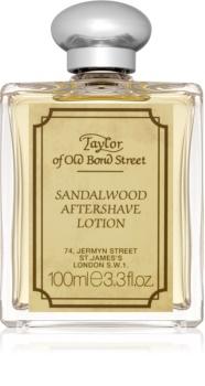 Taylor of Old Bond Street Sandalwood lozione after-shave