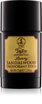 Taylor of Old Bond Street Sandalwood déodorant solide