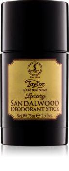 Taylor of Old Bond Street Sandalwood deodorante solido