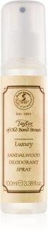 Taylor of Old Bond Street Sandalwood deodorante in spray