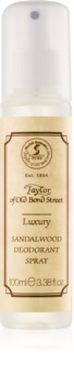 Taylor of Old Bond Street Sandalwood dezodor spray -ben