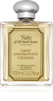 Taylor of Old Bond Street Sandalwood Eau de Cologne for Men