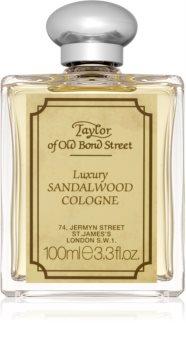 Taylor of Old Bond Street Sandalwood eau de cologne pour homme