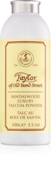Taylor of Old Bond Street Sandalwood Puhdas Puuteri Kasvoille ja Vartalolle