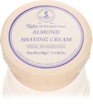 Taylor of Old Bond Street Almond crema da barba