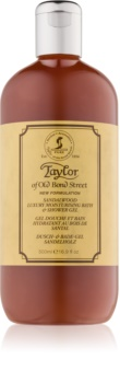 Taylor of Old Bond Street Sandalwood gel de ducha y baño