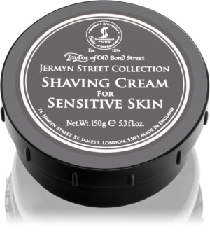 Taylor of Old Bond Street Jermyn Street Collection Shaving Cream for Sensitive Skin