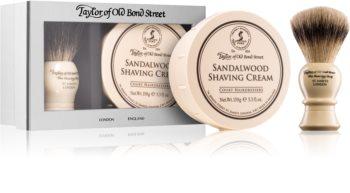 Taylor of Old Bond Street Sandalwood козметичен комплект I. (за мъже)