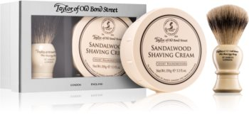Taylor of Old Bond Street Sandalwood kit di cosmetici I. (per uomo)