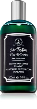 Taylor of Old Bond Street Mr Taylor champô e gel de duche