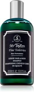 Taylor of Old Bond Street Mr Taylor Shampoo und Duschgel