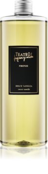 Teatro Fragranze Dolce Vaniglia recharge pour diffuseur d'huiles essentielles (Sweet Vanilla)
