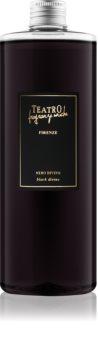 Teatro Fragranze Black Divine recharge pour diffuseur d'huiles essentielles (Black Divine)