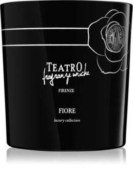 Teatro Fragranze Fiore bougie parfumée