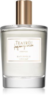 Teatro Fragranze Batuffolo spray pentru camera (Cotton Puff)