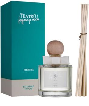 Teatro Fragranze Batuffolo diffuseur d'huiles essentielles avec recharge (Cotton Puff)