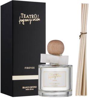 Teatro Fragranze Bianco Divino aroma diffuser with filling (White Divine)