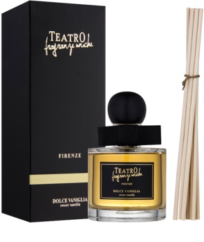 Teatro Fragranze Dolce Vaniglia aroma diffúzor töltelékkel (Sweet Vanilla)