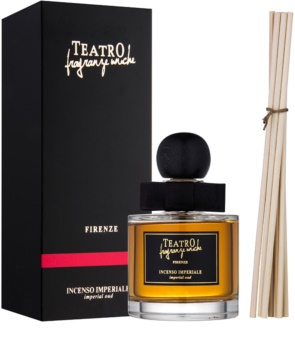 Teatro Fragranze Incenso Imperiale aromdiffusor med refill (Imperial Oud)
