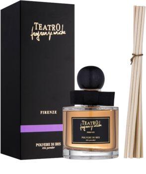Teatro Fragranze Polvere di Iris aroma diffuser met vulling (Iris Powder)