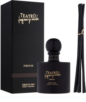 Teatro Fragranze Tabacco 1815 aroma difusor com recarga