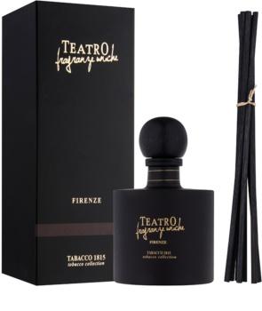 Teatro Fragranze Tabacco 1815 aroma difuzor s polnilom