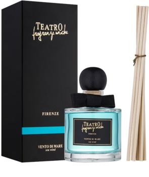 Teatro Fragranze Vento di Mare diffuseur d'huiles essentielles avec recharge (Sea Wind)