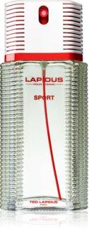 Ted Lapidus Lapidus Pour Homme Sport Eau de Toilette Miehille