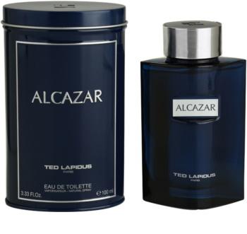 Ted Lapidus Alcazar Eau de Toilette for Men