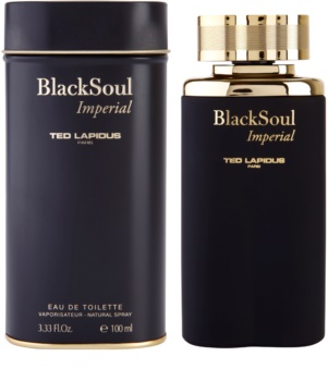 Ted Lapidus Black Soul Imperial Eau de Toilette for Men
